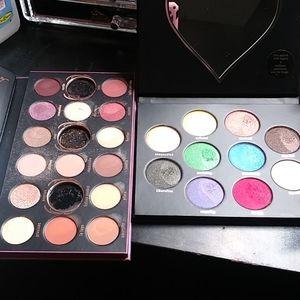 Kat Von D Lolita PorVida and VeganLove eye palette